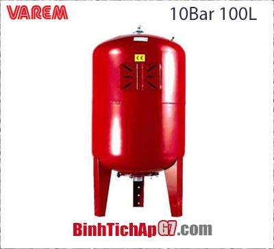 Bình tích áp 100 lit 10 bar