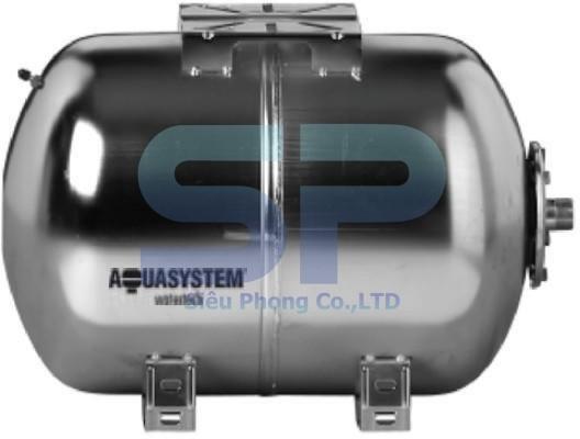 Bình tích áp Aquasystem AHX50 50 lít 10 bar