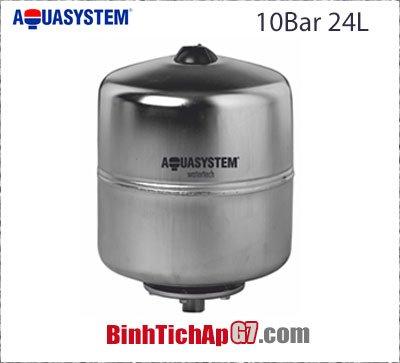 Bình tích áp Aquasystem AX24 24 lít 10 bar
