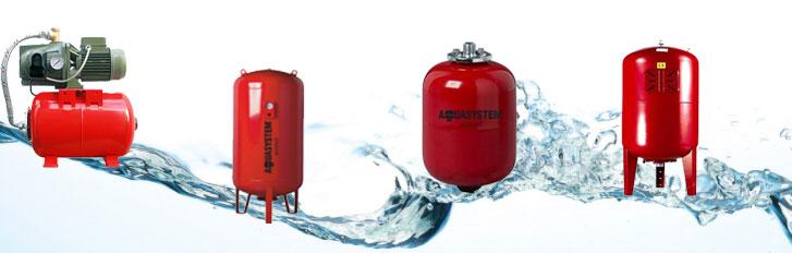 Tại sao phải sử dụng bình áp lực cho máy bơm nước?